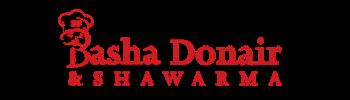 Basha Donair Logo